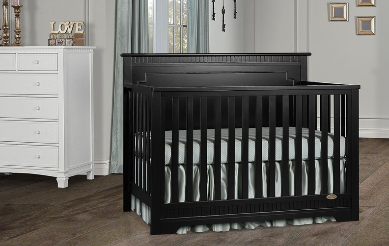 wholesale wooden baby cribs 155-B