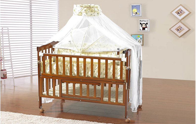 wholesale wooden baby cribs 262-C