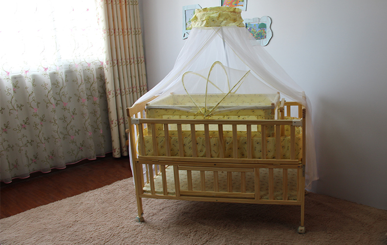 wholesale wooden baby cribs 262-N