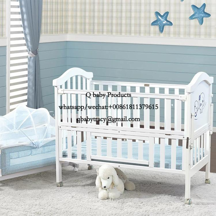 wholesale wooden baby cribs 292-W