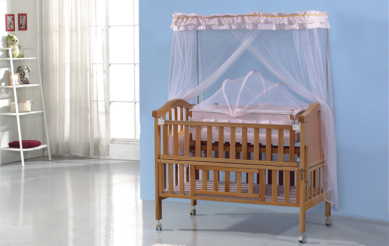 wholesale wooden baby cribs 292-N