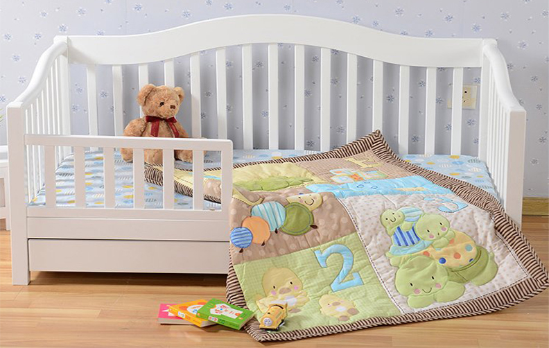 Toddler bed 108