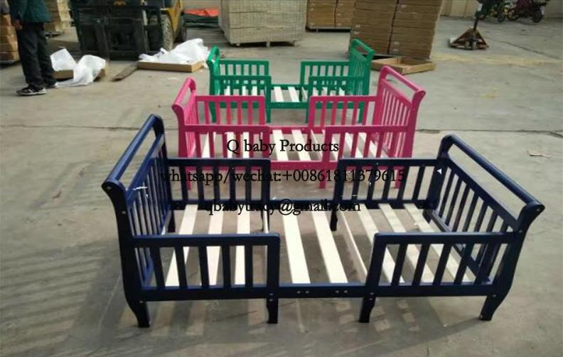 TODDLER BED 105-W