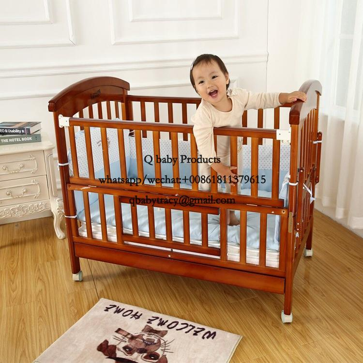wholesale wooden baby cribs 231-W