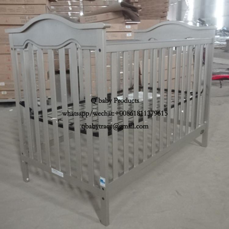 wholesale wooden baby cot 160